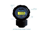 OBS-LC Series Battery Operated Isolators and Pressure Gauges
