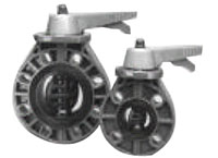 2 to 8 Inch (in) Universal Butterfly Valves