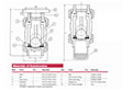 1/2 to 4 Inch (in) Ball Check Valves - 2