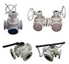 3-Way T-Type Diverter Ball Valve