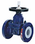 1/2 to 3 Inch (in) Size Rising Spindle, Spring Diaphragm Valves